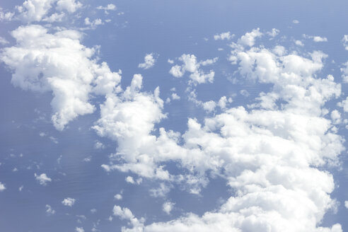 Clouds, aerial view - CMF00562