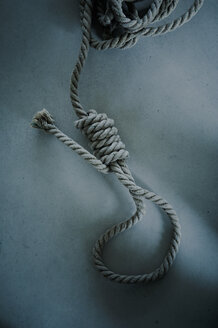 Rope with noose - ASF06029