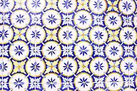 Portugal, Azulejos, close-up - CMF00572