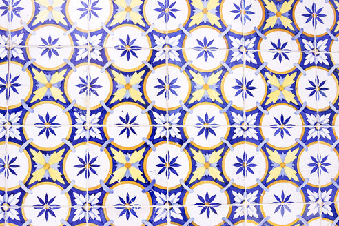 Portugal, Azulejos, close-up - CMF00572