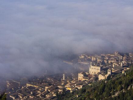 Italy Umbria, Gubbio, Palazzo dei Consoli - LOMF00418