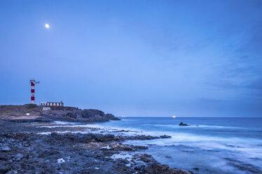 Spain, Tenerife, Punta de Teno lighthouse - SIPF00993
