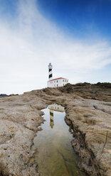 Spain, Menorca, Favaritx lighthouse - RAEF01524
