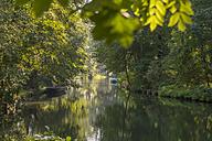 Germany, Spreewald, river Spree between Lehde and Luebbenau - FRF00482
