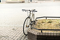 Locked bicycle - TAMF00741