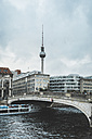 Germany, Berlin, view to television tower - ASC00670