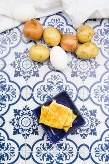 Potato tortilla - LVF05577