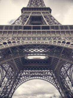 France, Paris, Eiffel Tower, close up - BMAF00263