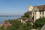 Germany, Meersburg, Lake Constance, Meersburg Castle - PC00299