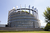 France, Strasbourg, European Parliament - WI03371