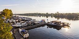 Germany, Potsdam, marina - WDF03777