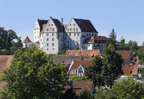 Germany, Baden-Wuerttemberg, Scheer Castle - SIE07152