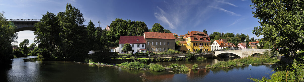 Germany, Saxony, Bautzen, View of historic old town - BTF00427