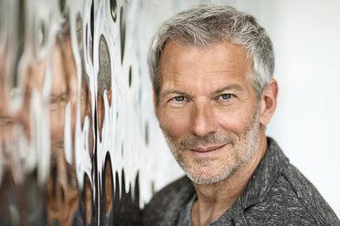 Portrait of confident mature businessman - PESF00372