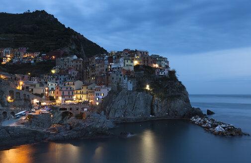 Italy, Liguria, Manarola - FCF01135
