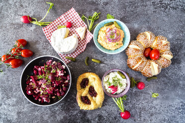 Vegetarian Bavarian Buffet - SARF03062