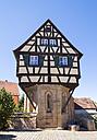 Germany, Bavaria, Franconia, Heilsbronn, Spitalkapelle - SIEF07193
