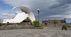 Spain, Tenerife, Santa Cruz de Tenerife, Auditorio de Tenerife - DSG01304
