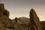 Spain, Tenerife, mountainscape at Teide National Park - DSGF01343
