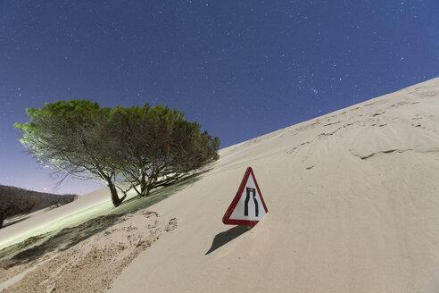 Spain, Andalusia, Punta Paloma sand dunes near Tarifa - DSGF01363