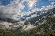 Italy, Umbria, Monte Cucco Regional Park, Valle delle Prigioni - LOMF00460