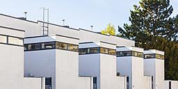 Germany, Stuttgart, Weissenhof Estate, town house - WD03805