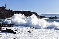 Spain, Tenerife, Punta de Teno lighthouse - DSGF01393