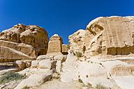 Jordan, Petra, Djinn Blocks - MABF00430