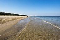 Germany, Usedom, Ahlbeck, beach - SIEF07235