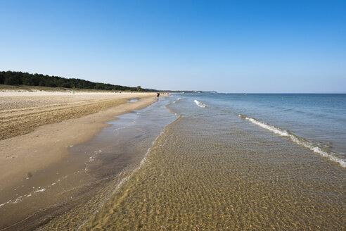 Germany, Usedom, Ahlbeck, beach - SIEF07235