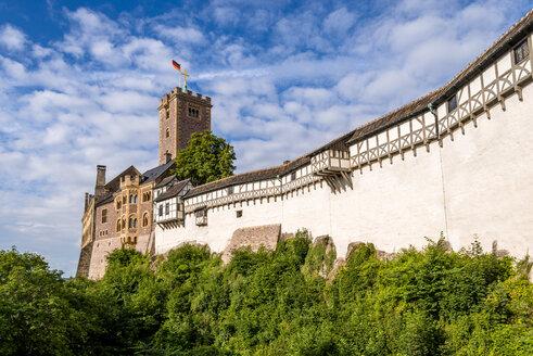 Germany, Thuringia, Eisenach, Wartburg - EGB00154