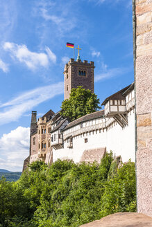 Germany, Thuringia, Eisenach, Wartburg - EGB00163