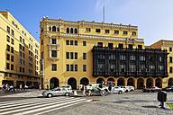 Peru, Lima, Plaza de Armas, La Guardia Real - FO08605