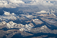 Peru, aerial view of the Andes - FOF08611