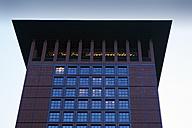 Germany, Frankfurt, part of facade of Japan Center - BSC00557