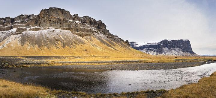 Iceland, winter landscape - EPF00244