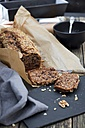 Home-baked banana bread with walnuts - YFF00604