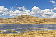 Peru, Andes, Laguna Sacacane - FOF08670