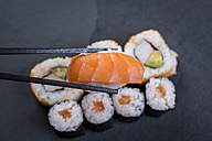 Variety of sushi - JUNF00756