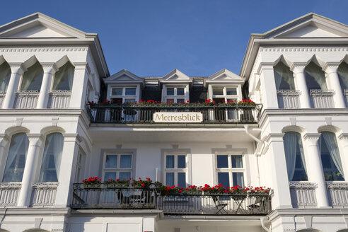 Germany, Usedom, Bansin, Villa - SIE07247
