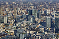 UK, London, skyline with office towers - GFF00927