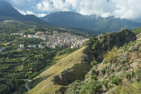 Italy, Sicily, Isnello - HWOF00208