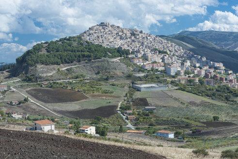 Italy, Sicily, Gangi - HWOF00211