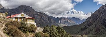 Nepal, Himalaya, Khumbu, Everest region, Thame - ALRF00823