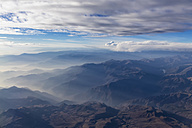 Peru, aerial view of the Andes - FOF08725