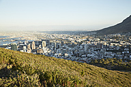 South Africa, Cape Town, cityscape - SRYF00227