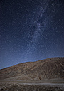 USA, California, Death Valley, Badwater Basin at night - EPF00288