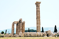 Greece, Athens, The Olympieion - GEMF01416