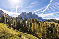 Italy, South Tyrol, Villnoess Valley, Geisler Group - EGBF00197