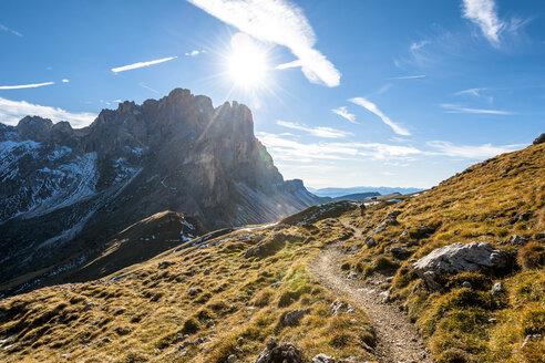 Italy, South Tyrol, Villnoess Valley, Geisler Group - EGBF00203